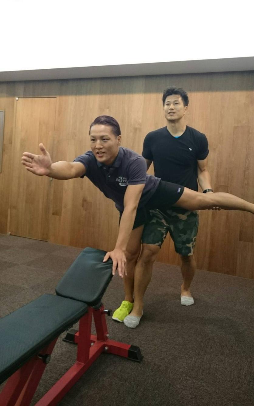 体幹トレーニング4